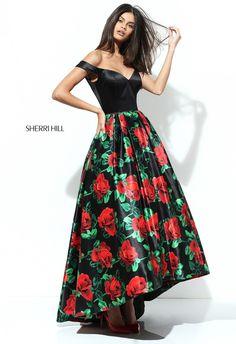 Fall 2016 / Sherri Hill Fashion.