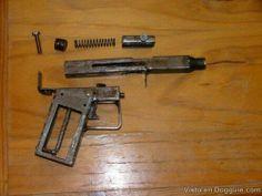 Armas caseras, improvisadas, explosivos y supervicencia!!!!!