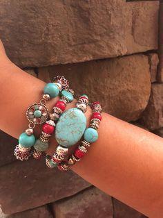 Jewelry Making Steampunk . Jewelry Making Steampunk Cute Jewelry, Boho Jewelry, Jewelry Crafts, Jewelery, Jewelry Design, Bohemian Bracelets, Gemstone Bracelets, Gemstone Jewelry, Jewelry Bracelets