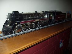 ACCUCRAFT Canadian Pacific Royal Hudson 2860 Live Steam CPR/BCR