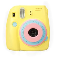 Capture life's spontaneous moments with this Fujifilm Instax Mini 8 Instant Camera Bundle. The Fujifilm Instax mini 8 is a basic point and shoot camera that takes instant photos and develops them like an old school Polaroid camera. Instax Mini 8 Camera, Fuji Instax Mini 8, Poloroid Camera, Fujifilm Instax Mini 8, Polaroid Instax, Camera Lens, Instax 8, Film Polaroid, Camera Case