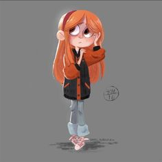 This week's Harry Potter character design challenge character was young Ginny Weasley! I relate a lot with Ginny since Im also the youngest, only have brothers and I was a SUPER shy kid. I went through various ultra girly and super tom boy fazes in...