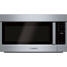Bosch HMV5052U 500 2.1 Cu. Ft. Stainless Steel Over-the-Range Microwave