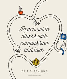 Reach out to Others