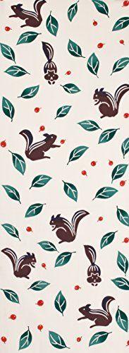 PRAIRIEDOG WAFUKA Tenugui Autumn Situation Hungry Squirrels Japanese Textiles, Japanese Fabric, Japanese Art, Autumn Illustration, Pattern Illustration, Surface Pattern Design, Pattern Art, Japanese Christmas, Fabric Animals