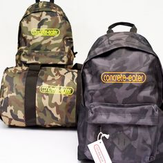 CONCRETE-EATER apparel accessories