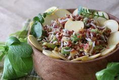 1 week of balanced winter menus with low glycemic index Montignac Diet Batch Cooking, Easy Cooking, Cooking Recipes, Healthy Recipes, Healthy Food, What Is Quinoa, How To Cook Quinoa, Quinoa Salad Recipes, Salad Dressing Recipes