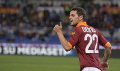 Skadet Totti giver plads til Mattia Destro mod Palermo!