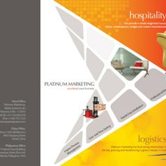 I Will Provide Professional Brochure Design,  #freelance