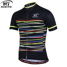 US $13.99 KIDITOKT Leilani Breathable Cycling Jersey Summer Racing Bicycle Clothing Ropa Maillot Ciclismo MTB Bike Clothes Sportswear. Aliexpress product
