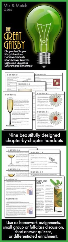 1000+ images about School--Great Gatsby on Pinterest | The