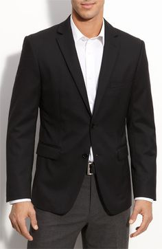 Hubby's bday gift - Calibrate Wool Sportcoat | Nordstrom