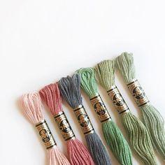 Brilliant Cross Stitch Embroidery Tips Ideas. Mesmerizing Cross Stitch Embroidery Tips Ideas. Diy Bracelets Easy, Thread Bracelets, Embroidery Bracelets, Dmc Embroidery Floss, Cross Stitch Embroidery, Embroidery Patterns, Cross Stitch Patterns, String Bracelets, Summer Bracelets