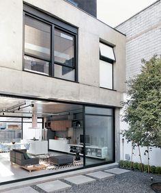 Deux maisons pour deux architectes (Felipe)