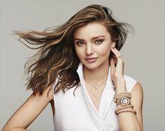 Miranda Kerr for Swarovski Spring 2016 Ad Campaign