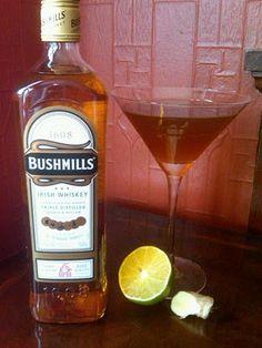 Claddagh Martini
