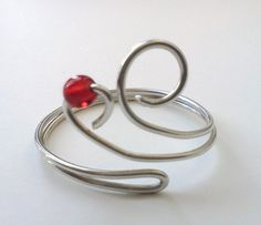 The Wren Ring by PinkCupcakeJC on Etsy, $6.00
