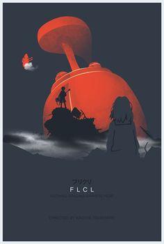 flcl fanart 17