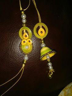 Bhaiya bhabhi rakhi Quilling Rakhi, Quilling Craft, Quilling Patterns, Paper Quilling, Jelly Roll Quilt Patterns, Patchwork Quilt Patterns, Quilt Patterns Free, Quiling Paper Art, Buy Rakhi Online