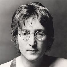 photo of John Lennon by Iain Macmillan © Yoko Ono