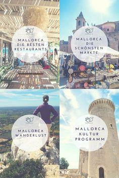 Mallorca Urlaub 2017 – Meine besten Tipps für Dich | 180gradsalon | Bloglovin'