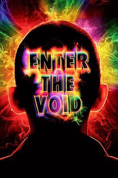 Enter the Void. A Gaspar Noe film. Cine, película, cartel