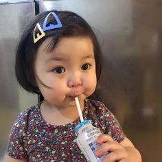 Cute Asian Babies, Korean Babies, Asian Kids, Cute Babies, Cute Little Baby Girl, Cute Baby Girl Pictures, Little Babies, Cute Chinese Baby, Chinese Babies