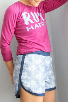 How to Make Women's Gym Shorts (With Free Pattern) | eHow