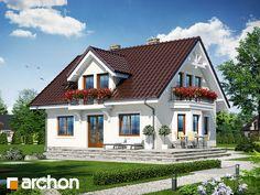Дом в рододендронах 6 (В) - Визуализация 2
