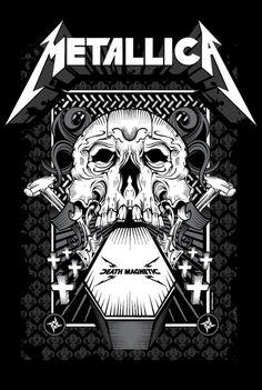 Metallica ~ Death Magnetic