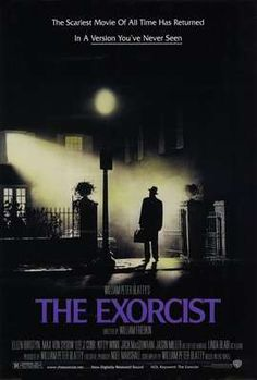 The Exorcist 1973 Classic A Creepy goosebump inducing scene on stairs but damn good!