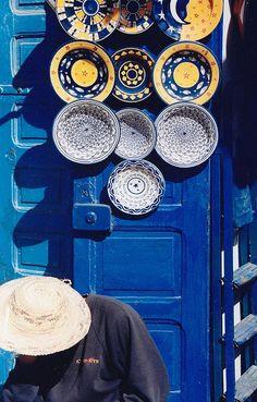 Colors of Essaouira, Morocco