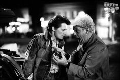 Cool Collection of BACK TO THE FUTURE Behind the Scenes SetPhotos! - News - GeekTyrant