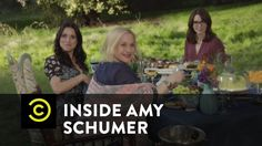 Last Fuckable Day - Amy Schumer, Tina Fey, Julia Louis Dreyfuss, Patricia Arquette Tina Fey, Inside Amy Schumer, Feminist Men, Patricia Arquette, Julia Louis Dreyfus, Comedy Central, Jennifer Lawrence, The Guardian, In Hollywood