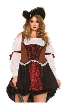 Disfraz de Pirata Cruel