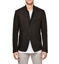 Onyx Jacket In Black - Calibre