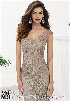 Mother of the Bride Dresses MGNY 71116 Mother of the Bride Dresses Image 3
