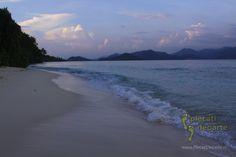 Timp de snorkeling și reflectare pe insula Marak din Sumatra de Vest