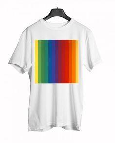 Ellsworth Kelly - Spectrum IV Ellsworth Kelly, Spectrum, Mens Tops, T Shirt, Women, Fashion, Accessories, Supreme T Shirt, Moda