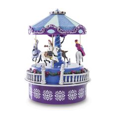 Disney 'Frozen' Mini Wind-up Musical Carousel