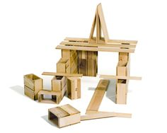 communityplaythings.com - B551 Half Preschool Set Hollow Blocks