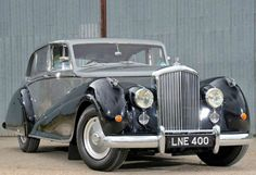 1950 Six-light Sports Saloon by Park Ward (chassis B93GT, design 230)