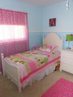 Decor girl on pinterest teen girl bedrooms pink for 5 year old bedroom ideas