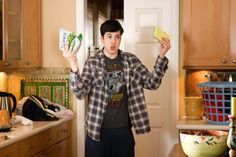 """Christopher Mintz-Plasse As Mikey in """"Movie 43"""""""
