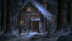 Nathan Fowkes Art: Happy Holidays!