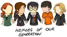The Mortal Instruments, The Hunger Games, Harry Potter, Percy Jackson, and…