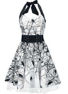 Black Bird Dress