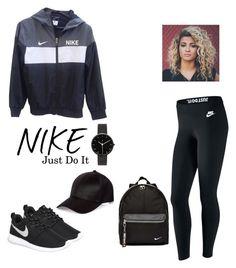 """""""Nike"""" by jennifermendoza10 on Polyvore featuring art"""