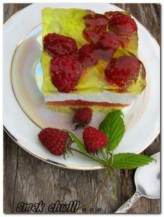 Lekkie ciasto w kilka chwil: biszkopt, prażone jabłka, ...