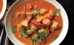 Thai Chicken Curry / Christina Holmes